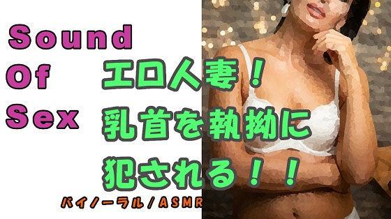【新着同人誌】ノンフィクションSEXボイス!実録!~エロイ人妻ガ乳首責メル!~ドエロ痴女…のトップ画像