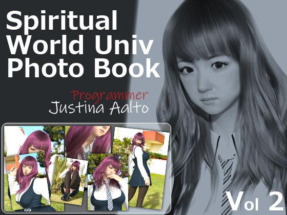 【新着同人誌】『スピ系SFドラマZyklus』のJustina Aalto写真集Vol.001のトップ画像