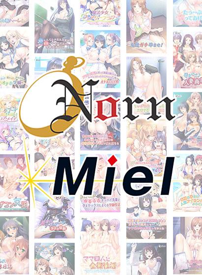 【新着エロゲー】【まとめ買い】【福袋】Norn / Miel新年からよりどり10本3,00…のトップ画像