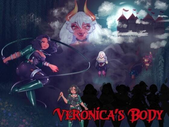 【新着同人誌】Veronica's Bodyのトップ画像