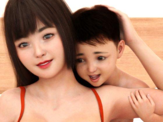 【新着同人誌】お姉さんと気持ちいいこと。のトップ画像